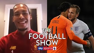Which ONE opponent would Virgil van Dijk choose to be Isolated with? | The Football Show