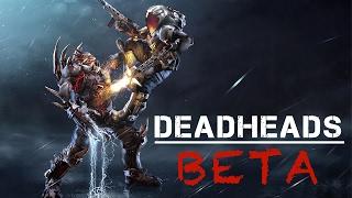 Deadheads - Beta Test. Не уж то Quake на мобиле? (ios)