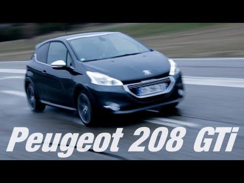 Essai : Peugeot 208 GTi - Planete-GT.com