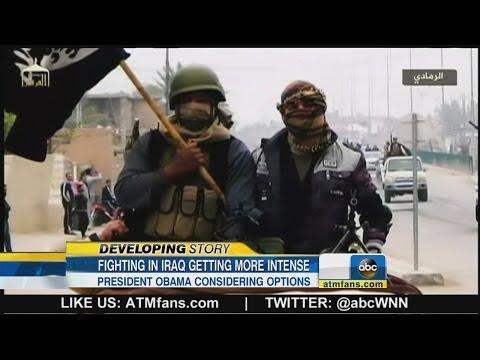 Militants Claim More Territory in Iraq