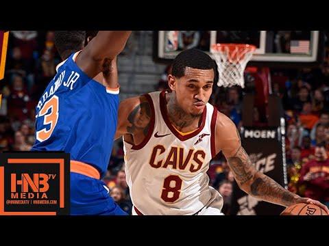 Cleveland Cavaliers vs New York Knicks Full Game Highlights | 12.12.2018, NBA Season