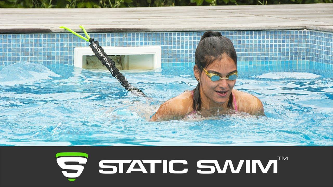 half off b6bd6 294b6 Tout simplement génial, l élastique et la ceinture de nage STATIC SWIM®