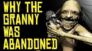 WHY THE GRANNY WAS ABANDONED? LITTLE NIGHTMARES THEORY