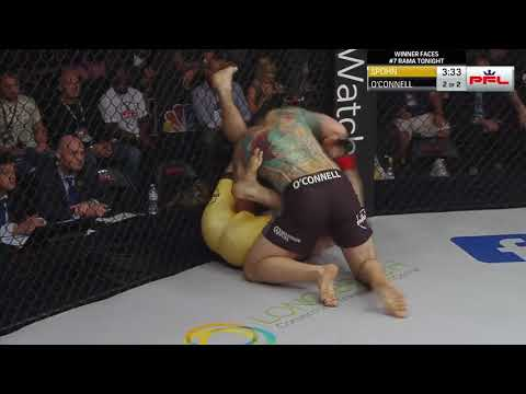 PFL Playoffs 2018: Sean O'Connell def. Dan Spohn