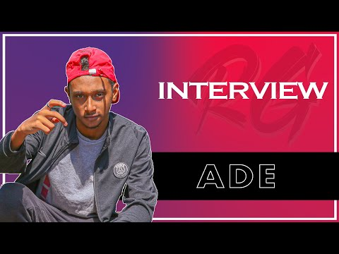 A.D.E | Interview Exclusive - Le Trap, La Cressonnière, le 240Gang, Le Quartier et Ses Rêves