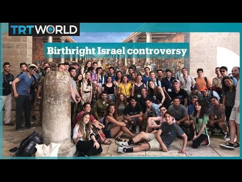 American Jewish Youth Quit Birthright Israel Tour