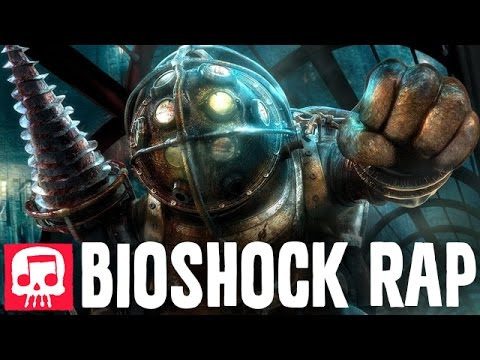 "Thumbnail: BIOSHOCK RAP by JT Machinima - ""Rapture Rising"""