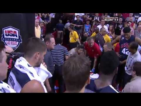 Paul George suffers serious leg injury during Team USA ...