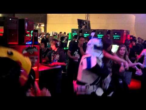 Oppa Gangnam Style PAX style