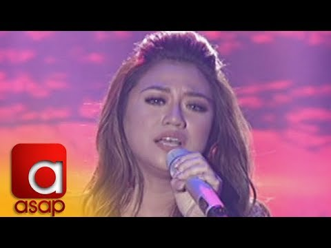 "ASAP: Morissette Amon presents an emotional performance of ""Naririnig Mo Ba"""