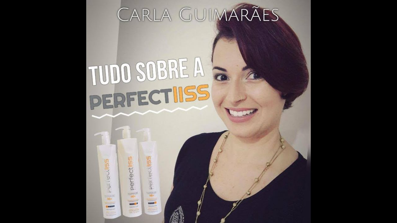 bfc6234af Tudo sobre a Perfect Liss - YouTube
