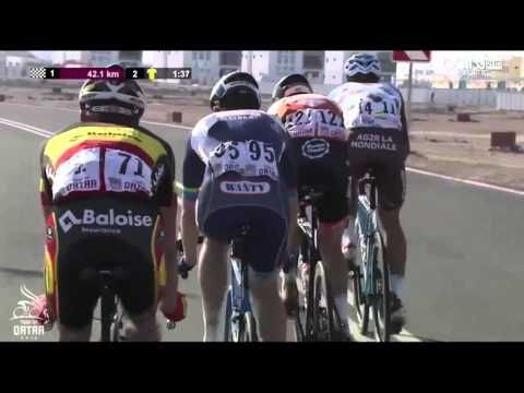 Tour of Qatar 2016 HD - Stage 4 - FULL BROADCAST