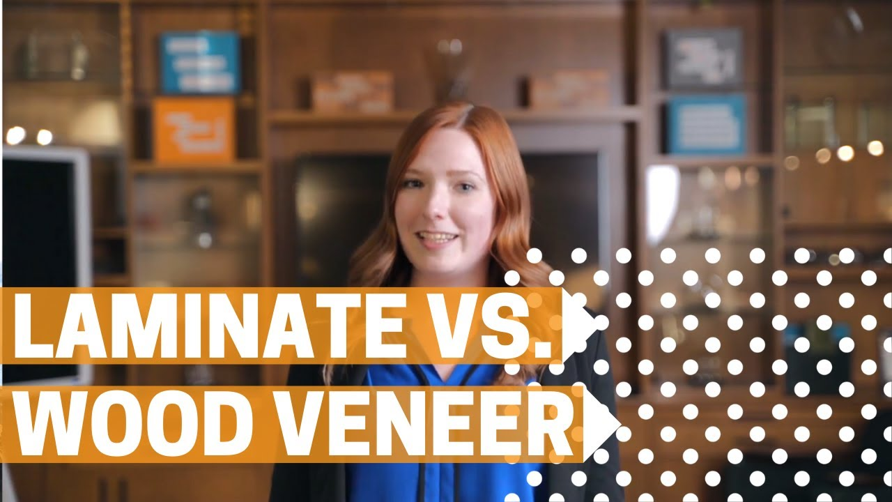 Laminate Vs Wood Veneer What S The Difference Which