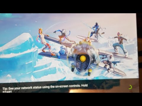 GEFORCE NOW - NVIDIA SHIELD TABLET & SHIELD  PORTABLE - Fortnite