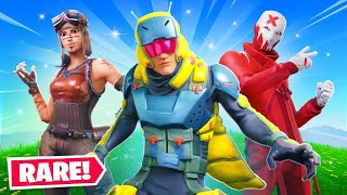 Fortnite Skins you NEVER See... (RARE)