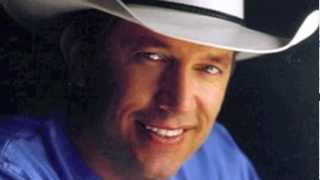Why Not Now- George Strait (lyrics)