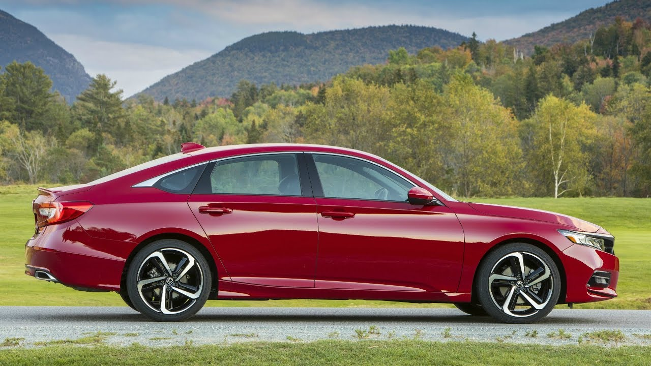 2018 Honda Accord Sport Confident And Sophisticated