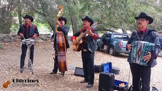 El Columpio - Chirrines Con Tololoche fiesta en la Sierra Santa Paula CA
