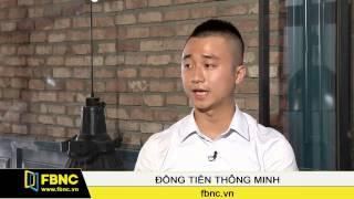 FBNC-Đinh Nhật Nam - Đồng sáng lập chuỗi cà phê Urban Station (P2)