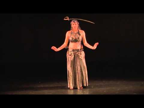 Michal Margulis - Ethnic Tribal Fusion Dance