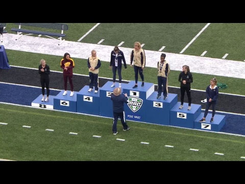 2018 MAC Outdoor Track & Field Championships - Stadium Events Day 2