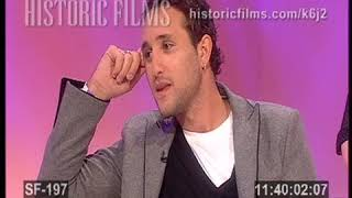 CD:UK INTERVIEW - ANTONY COSTA TALKS ABOUT STINT ON REALITY TV SHOW - 2005