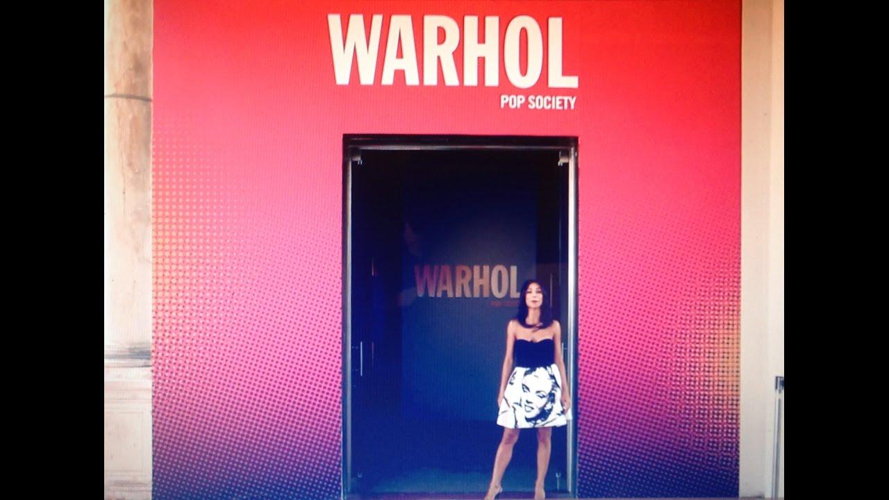 WARHOL. Pop Society - Genova, Palazzo Ducale