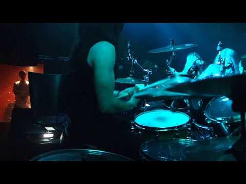 Kaosophia  - Enter The Devotion (DrumCam) (Live In Estonia, Tallinn)