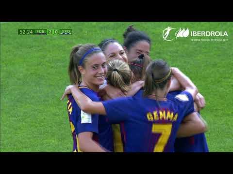 FC Barcelona 3-0 Sporting de Huelva