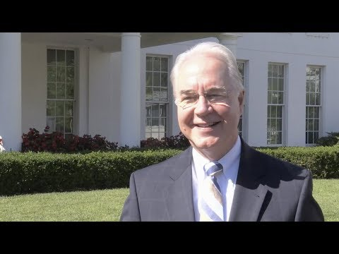 Meet the Cabinet: Secretary Tom Price