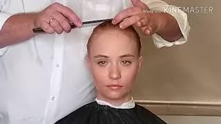 Видеоурок12 Женская стрижка(undercut)
