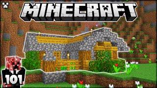 The Adventure BEGINS! | Minecraft Survival Episode 1