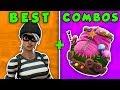 Download 5 MORE SKIN + BACKBLING COMBINATIONS! (Fortnite Battle Royale)