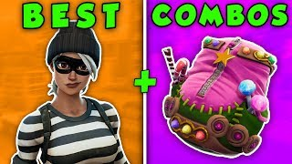 5 MORE SKIN + BACKBLING COMBINATIONS! (Fortnite Battle Royale)