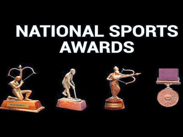 National Sports Awards | Important for CDS, AFCAT, NDA | Defence Taiyari
