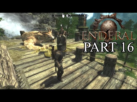 MYRAD (CARRIAGE MECHANIC) - Enderal English Gameplay Part 16 - PC Let's Play