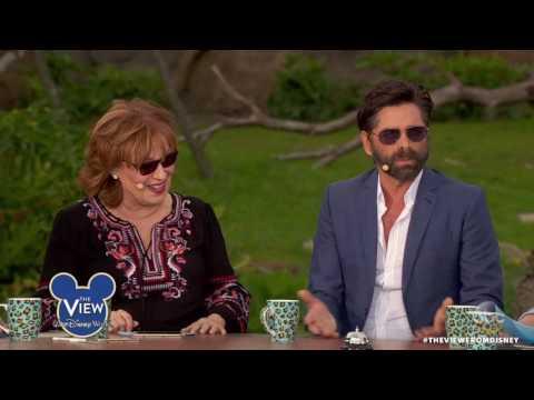 John Stamos Talks Pranking Kids In Disney World, Dressing As Prince Eric & More | The View