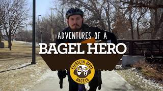 Bagel Hero - Biker Gang