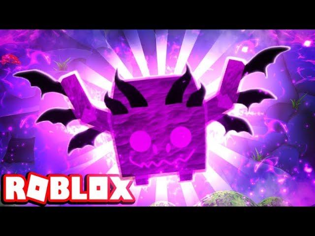 Pet Simulator Dark Matter Agony Pet Second Rarest Pet Roblox - wip halloween update showcase original baldis basics rp roblox