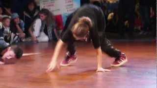 Freestyle Break Dance Contest
