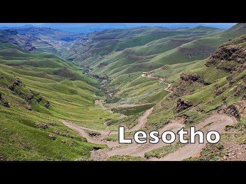 Lesotho - A Slideshow