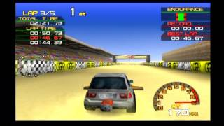 Gadget/Penny Racers Choro-Q HG Playthrough (PS2) Country GP