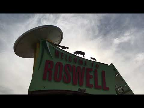 Roswell space oddity.