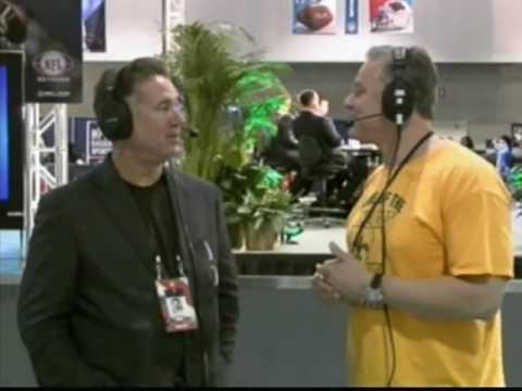 Martin Interviews Bobby Hebert