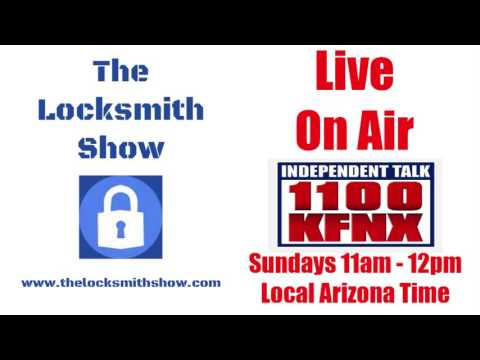 THE LOCKSMITH SHOW 04 10 2016