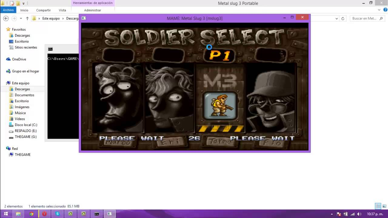 descargar metal slug pc windows 7