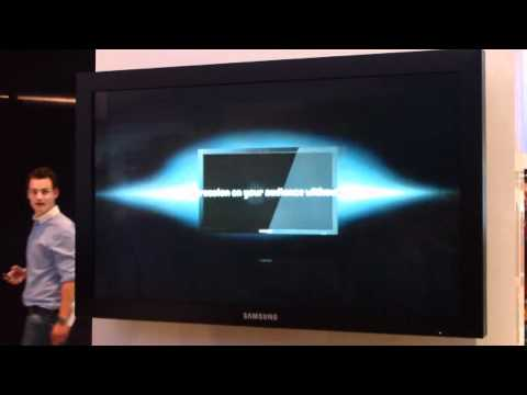 3D-телевизор Samsung не требующий очков
