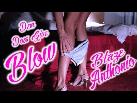 [Guyanese Artiste] Blaze Anthonio - Dem Does Give Blow - April 2017