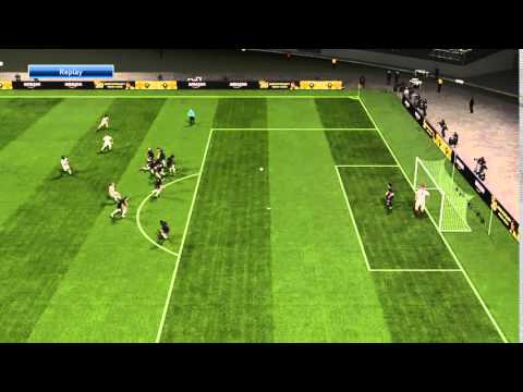 PES 16 Jero pass to Mara