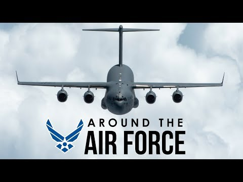 Around the Air Force: Holloman Crash / C-17 Inspections / AF-WIN